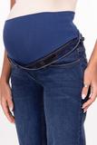 Джинсы для беременных (BOYFRIEND) 11907 синий
