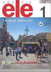 Agencia ELE 1 NEd Libro del alumno + @