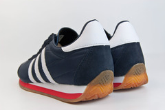 кроссовки Adidas Nite Jogger Classic Navy / White / Red