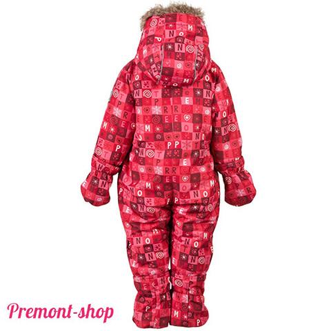 Комбинезон Premont W17301 Red