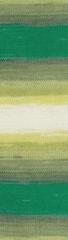 4557 (Зеленый,хаки,фисташка,лайм,желтый)