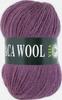 Пряжа Vita Alpaca Wool 2969   (Сливовый)