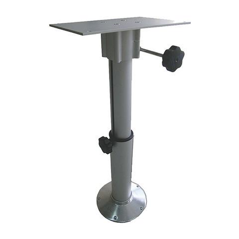 Стойка для сидений раздвижная 400 - 600 мм, алюминий