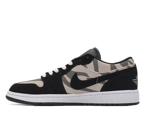 Air Jordan 1 Low 'Zebra'