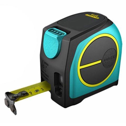 Лазерная рулетка 2в1 Mileseey Laser Ranging Tape Measure DT10