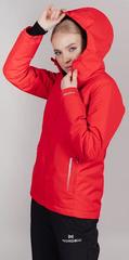 Утеплённая лыжная куртка Nordski Urban Red женская