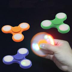 Светящийся спиннер для рук Fidget Hand Spinner