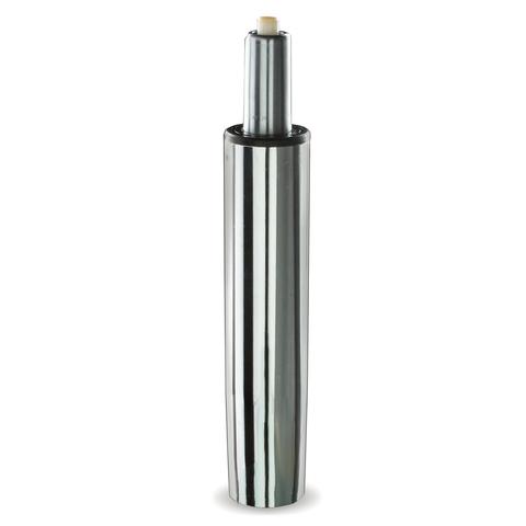 Газ-лифт стандартный, хром 408 мм (Для кресел оператора)