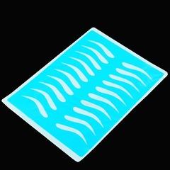 Тренировочный коврик (искусственная кожа)