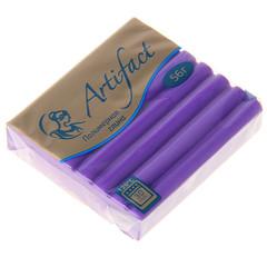 Артефакт пастельный фиолетовый