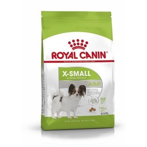 Royal Canin X-Small Adult (3 кг)для собак миниатюрных пород
