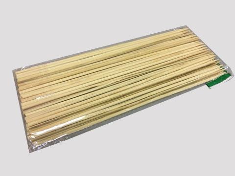 Деревянные палочки-шпажки, 25 см (100шт)
