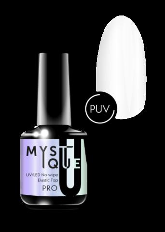 Mystique Финишное покрытие без липкого слоя «Pro-UV» 15 мл