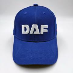 Кепка с логотипом DAF (Бейсболка ДАФ) синяя