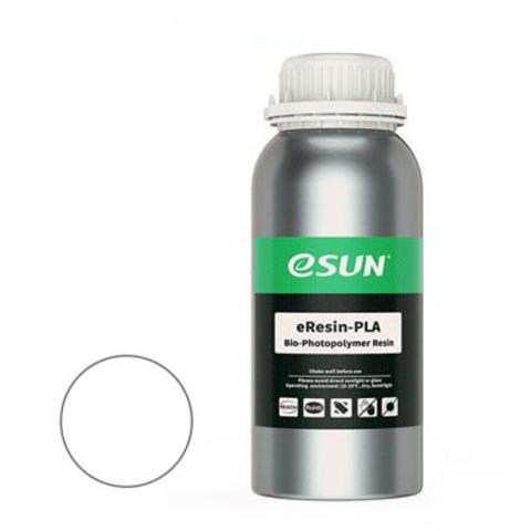 Фотополимер ESUN eResin-PLA белый (1 л)