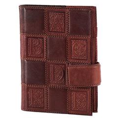 Ежедневник кожаный «Алфавит»