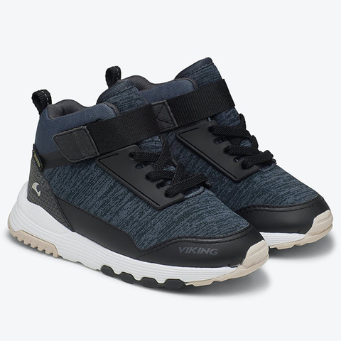 Ботинки Viking Arendal Mid GTX Black/Charcoal
