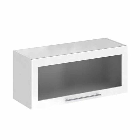 Кухня Капля 3D Шкаф верхний ПГС 800