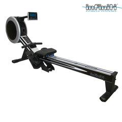 Гребной тренажер аэро-магнитный INFINITI R200, для коммерческого использования, не складной