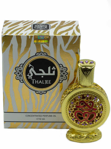 Thaljee Талжи 12 мл арабские масляные духи от Насим Naseem Perfumes
