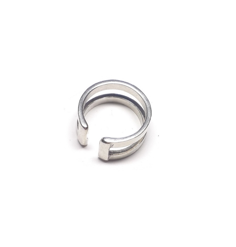 Ring Mid finger, Sterling silver
