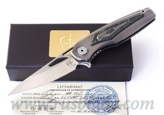 Sirius Jungle wear knife by CultroTech Knives