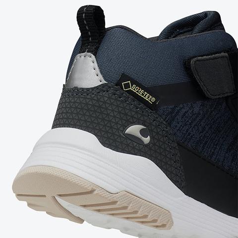 Детские ботинки Viking Arendal Mid GTX Black/Charcoal