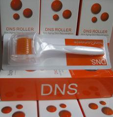 Мезороллер DNS London для лица, тела и волос 200 титановых игл с позолотой 1 шт