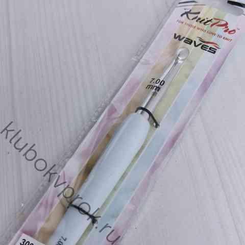 Крючок Knit Pro Waves с эргономичной ручкой №7
