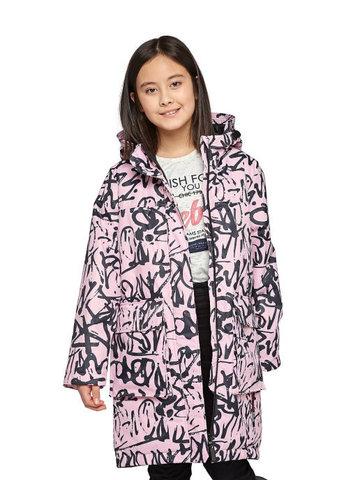 Куртка демисезонная КМ 1182 (розовый)