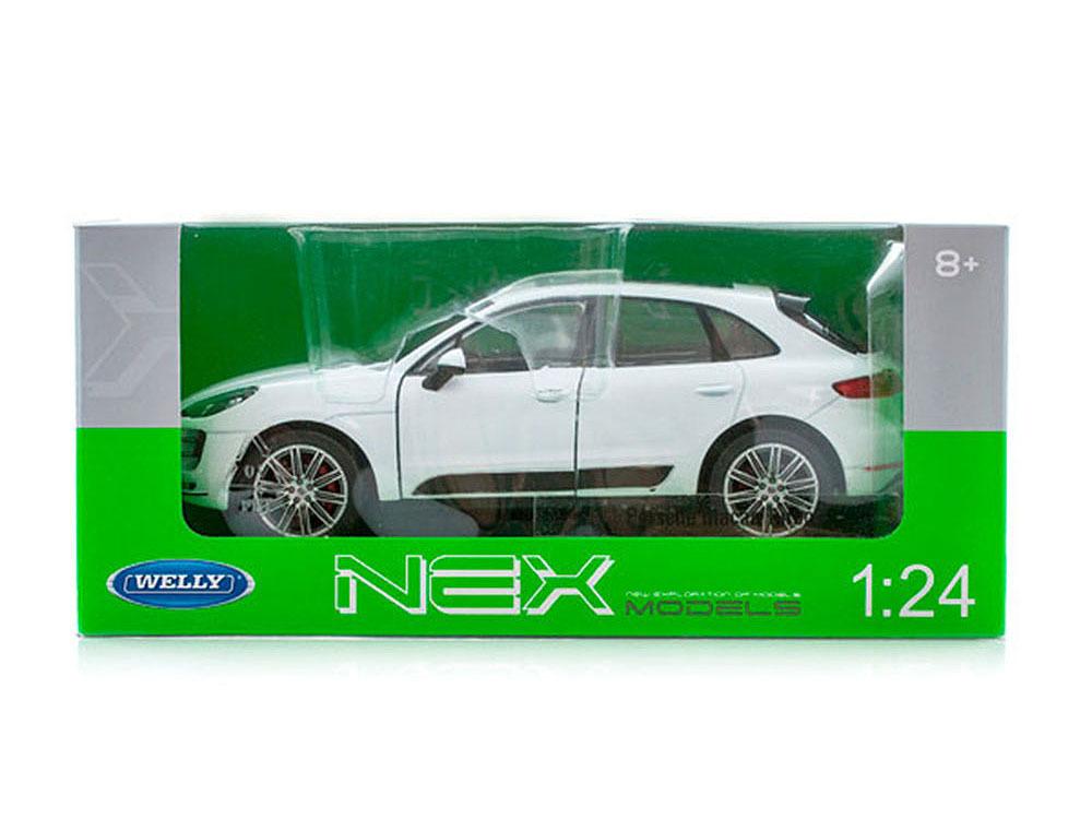 Машинка-игрушка Porsche Macan Turbo 2016