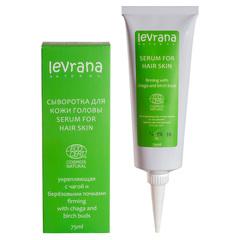 Сыворотка для кожи головы Укрепляющая, 75ml,ТМ Levrana