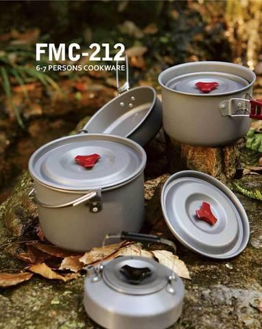 Картинка набор посуды Fire-Maple FMC-212  - 3
