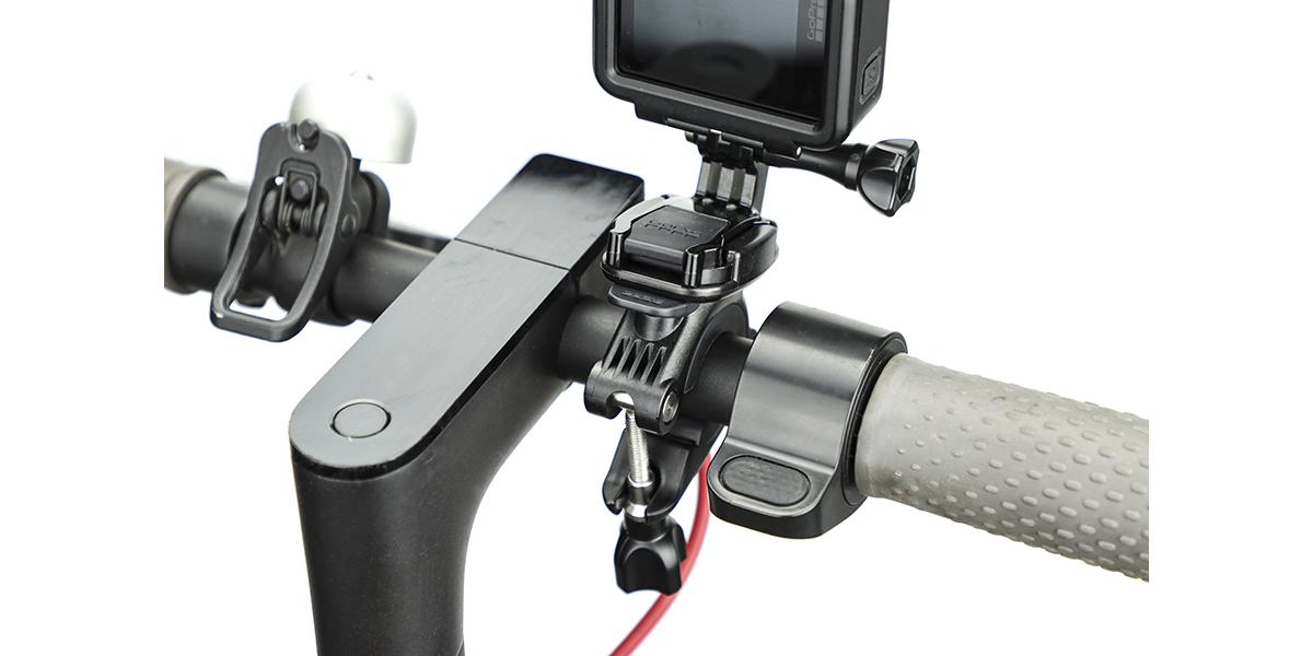 Крепление на руль/подседельный штырь/лыжные палки GoPro Handlebar / Seatpost / Pole Mount