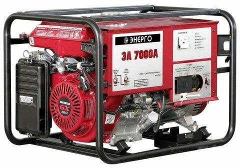 Кожух для бензинового генератора ЭНЕРГО ЭА 7000 (5000 Вт)