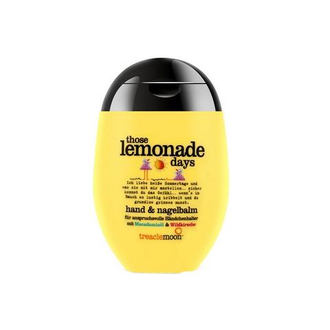 Treaclemoon  Крем для рук Домашний лимонад Lemonade Handcreme, 75 ml