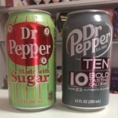 Dr Pepper Real Sugar 0,355 л