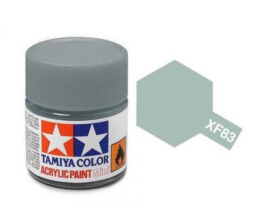 Tamiya Акрил XF-83 Краска Tamiya, Серый Морской Средний Матовый (Medium Sea Gray 2 RAF), акрил 10мл import_files_02_02759cf05aac11e4bc9550465d8a474f_95b315755b6211e4b26b002643f9dbb0.jpg