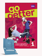 GoGetter 1 Student's MyEnglishLab & eBook Online Access  :(720)