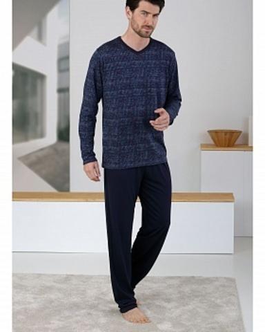 Пижама мужская со штанами Massana MP_711332 3XL