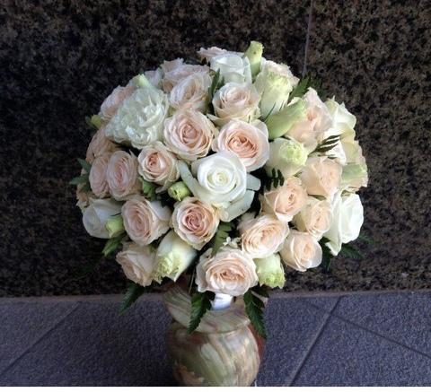Свадебный букет #432