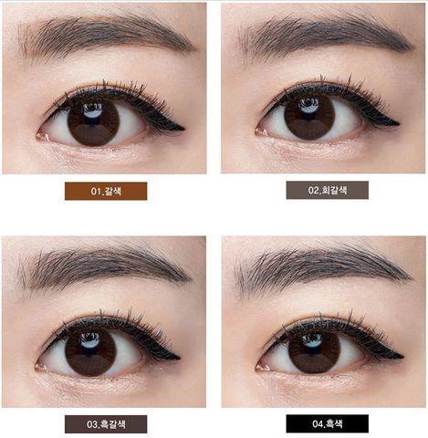 Карандаш для бровей The Saem Saemmul Wood Eyebrow