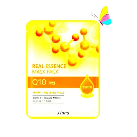 JLuna Fermentation Essence Mask Q10