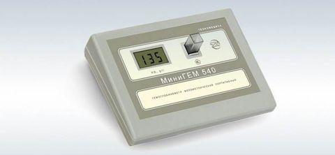 Анализатор для измерения общего гемоглобина Минигем в Medika.store