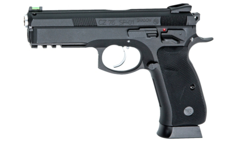 Пневматический пистолет ASG CZ SP-01 Shadow blowback 4,5 мм (Артикул 18396)
