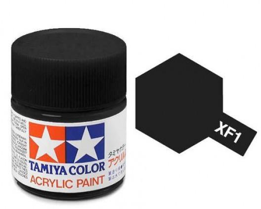 Tamiya Акрил XF-1 Краска Tamiya, Черный Матовый (Flat Black), акрил 10мл import_files_b9_b9307ef55a8411e4bc9550465d8a474f_e3fbec375b5511e4b26b002643f9dbb0.jpg