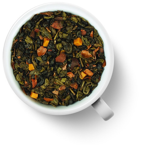 Бейлис Чай Gutenberg зеленый ароматизированный