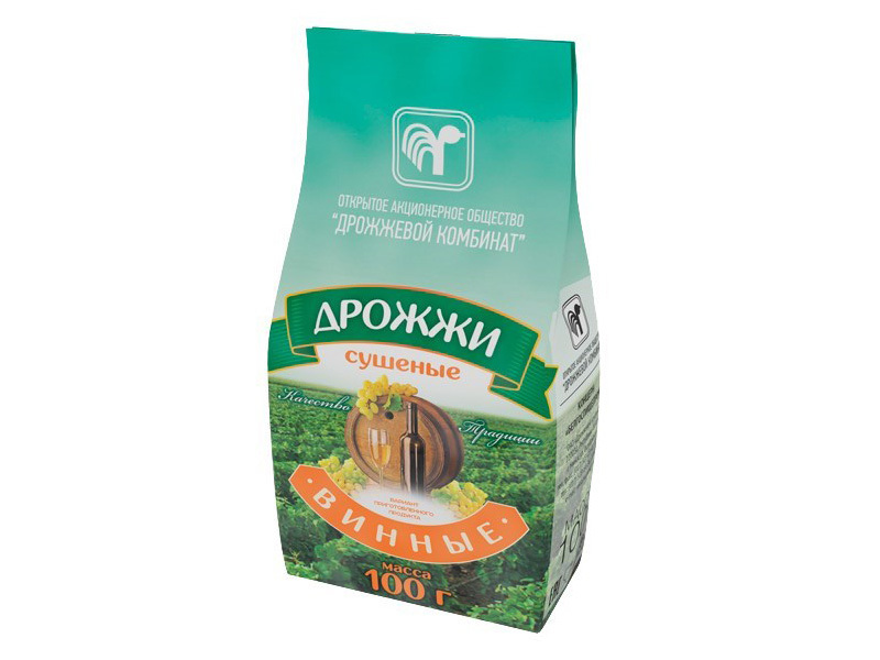 Дрожжи винные Дрожжи винные Белорусские, 100 гр 2.png
