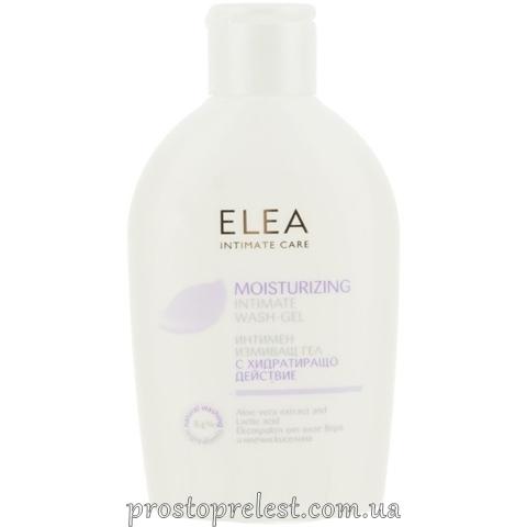Elea Professional Intimate Care Moisturizing Intimate Wash-Gel - Гель для интимной гигиены увлажняющий