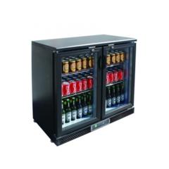 Холодильный шкаф витринного типа GASTRORAG SC248G.A (900x535x870 мм, 0,25 кВт) +2…+8оС